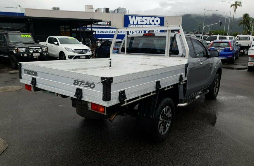 2016 MAZDA BT-50 XTR  UR0YF1 Turbo UTILITY Extended Cab