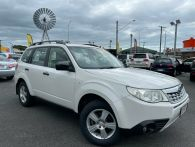 2012 SUBARU FORESTER for sale in Cairns
