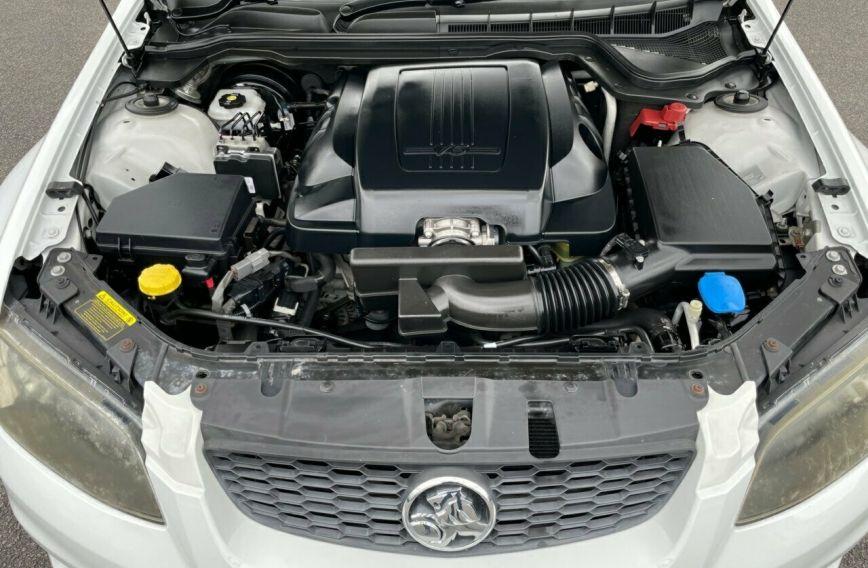 2010 HOLDEN COMMODORE SV6  VE  Sedan