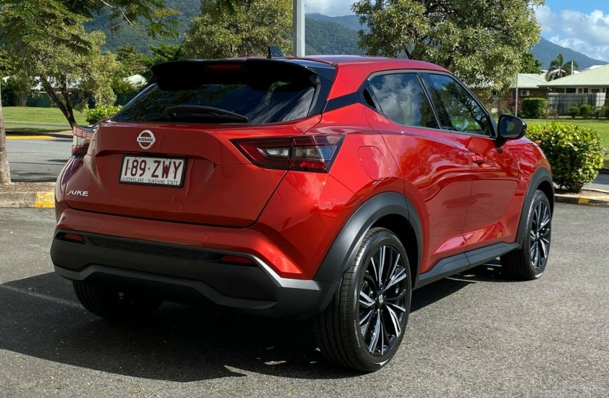 2020 NISSAN JUKE Ti  F16 Turbo HATCHBACK