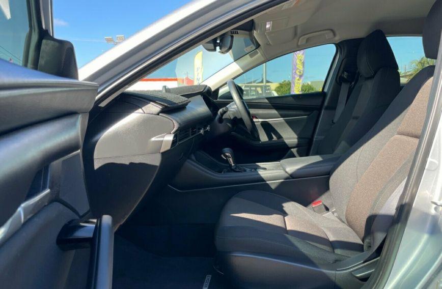 2019 MAZDA 3 G20 Pure BP2S7A  Sedan