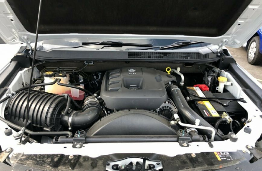 2016 HOLDEN COLORADO Z71  RG Turbo UTILITY Dual Cab