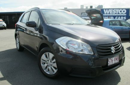 Used 2014 SUZUKI S-CROSS JY GL Hatchback 5dr Man 5sp 1.6i