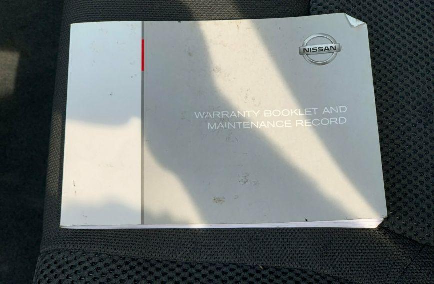 2008 NISSAN NAVARA ST-X  D40  UTILITY Dual Cab