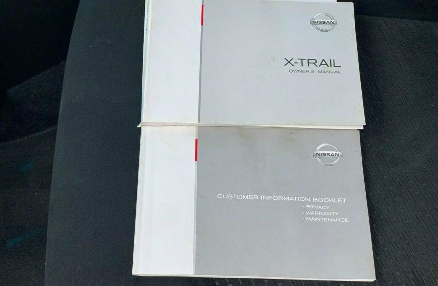 2012 NISSAN X-TRAIL ST  T31  WAGON