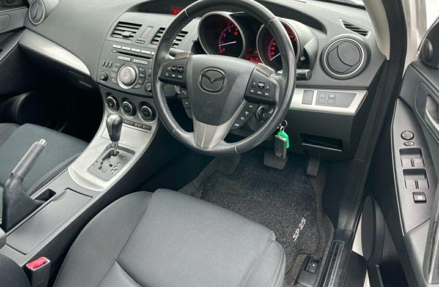 2010 MAZDA 3 SP25  BL10L1  Sedan
