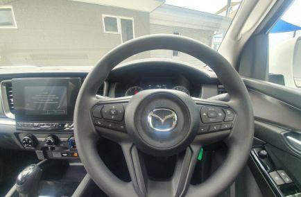 2020 MAZDA BT-50 XT  TFS40J Turbo Dual Cab Chassis Utility
