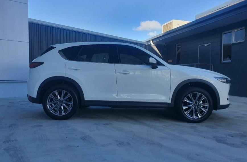 2020 MAZDA CX-5 Akera  KF4WLA  Wagon