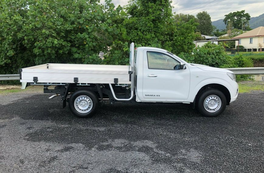 2018 NISSAN NAVARA RX  D23 S3 Turbo CAB CHASSIS Single Cab