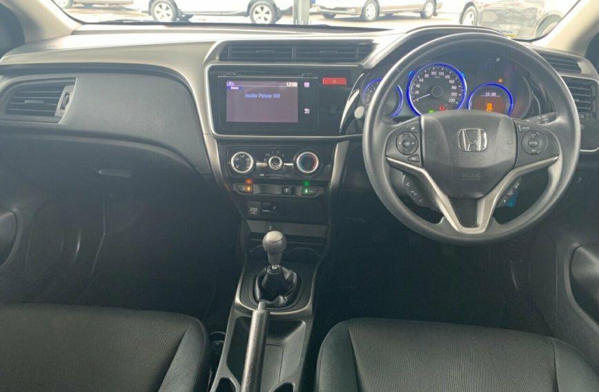 2016 HONDA CITY VTi  GM  SEDAN