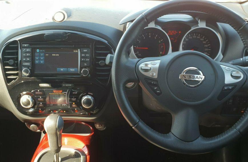 2016 NISSAN JUKE Ti-S N-SPORT F15 Series 2 Turbo HATCHBACK