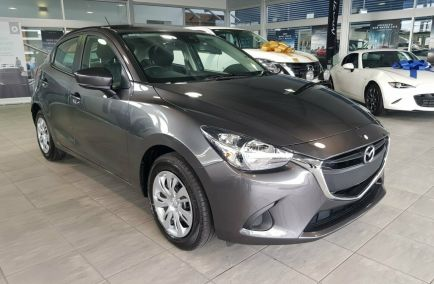 Demo 2019 MAZDA 2 DJ2HA6 Hatchback 5dr Neo SKYACTIV-MT 6sp 1.5i