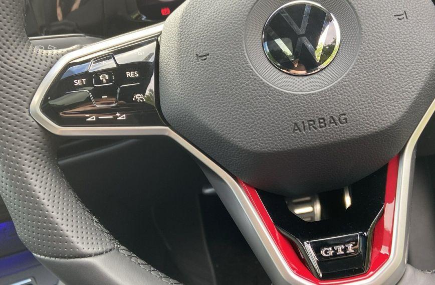 2021 VOLKSWAGEN GOLF GTI  8 Turbo HATCHBACK