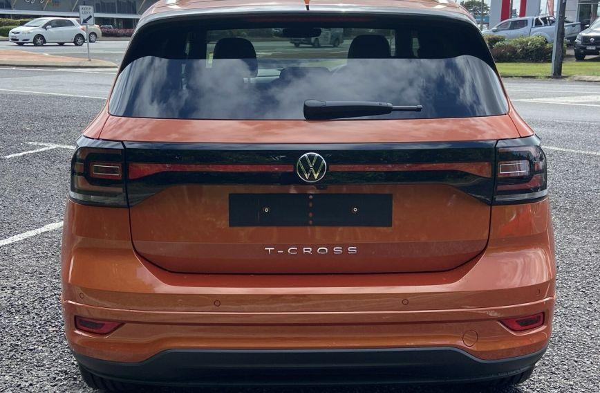 2021 VOLKSWAGEN T-CROSS 85TSI Style C1 Turbo Wagon