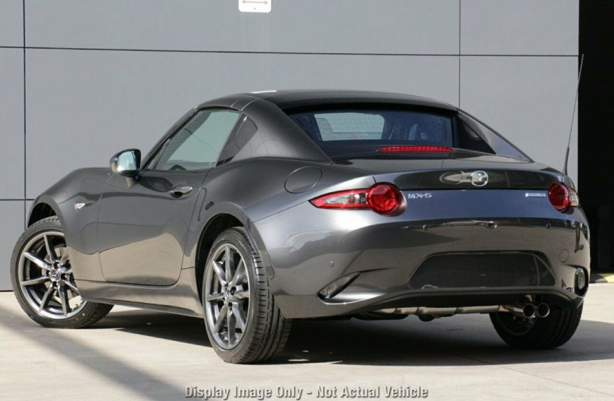 0 MAZDA MX-5 GT  ND  Coupe