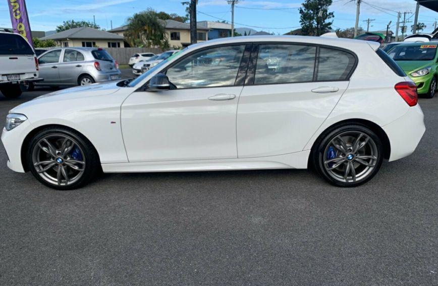 2015 BMW 1 SERIES M135i  F20 Turbo Hatchback