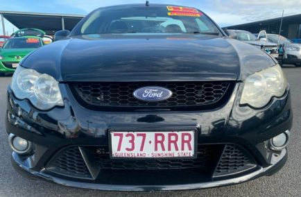 2011 FORD FALCON UTE XR6  FG  Extended Cab Utility