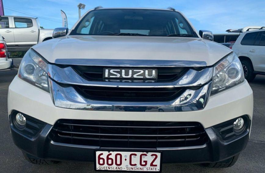 2016 ISUZU MU-X LS-T   Turbo Wagon