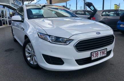 Used 2015 FORD FALCON FG X Sedan 4dr Spts Auto 6sp 2.0T