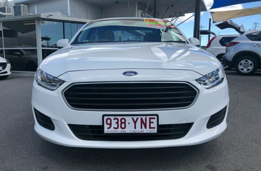 2015 FORD FALCON   FG X Turbo SEDAN