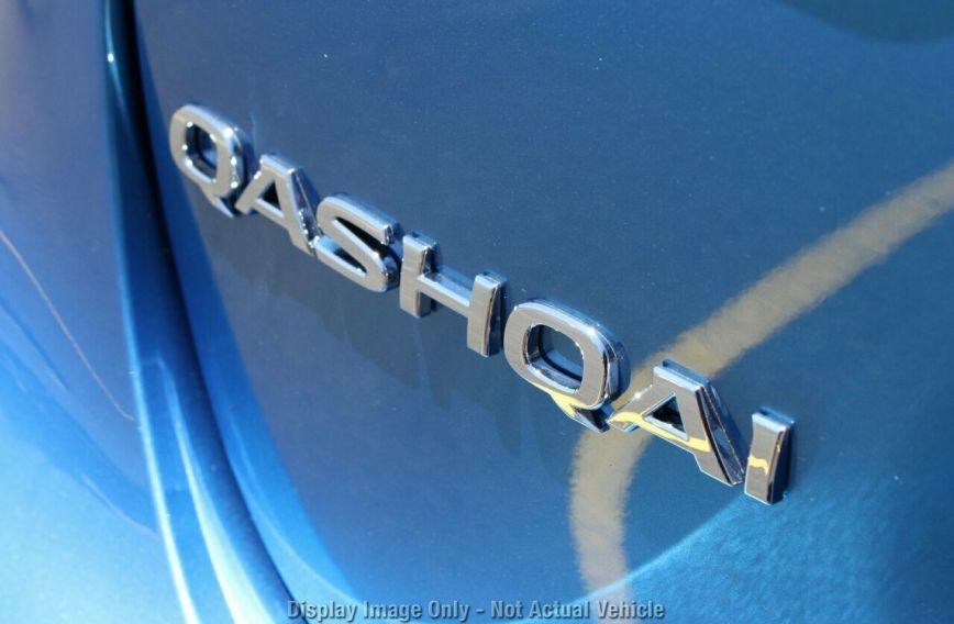 2018 NISSAN QASHQAI ST-L  J11 Series 2  WAGON