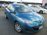 2012 MAZDA 2 for sale in Cairns