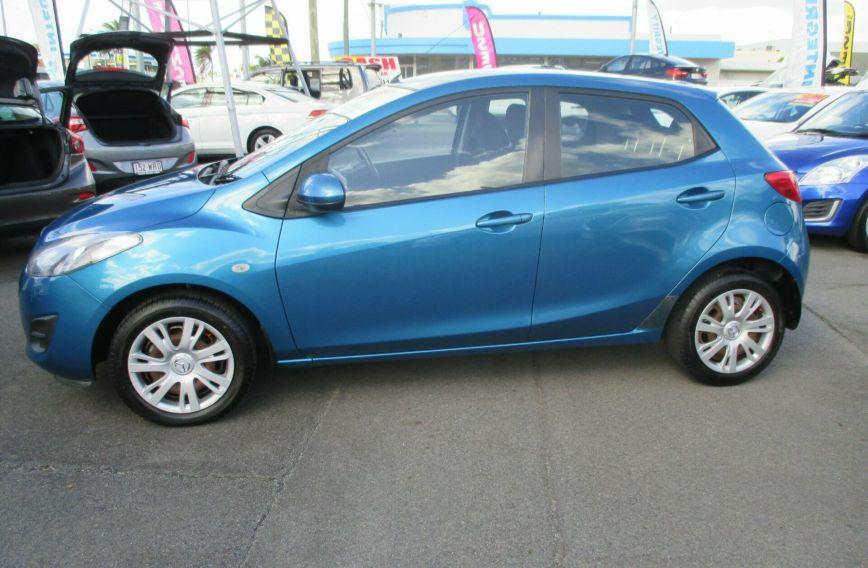 2012 MAZDA 2 Neo  DE10Y2  Hatchback