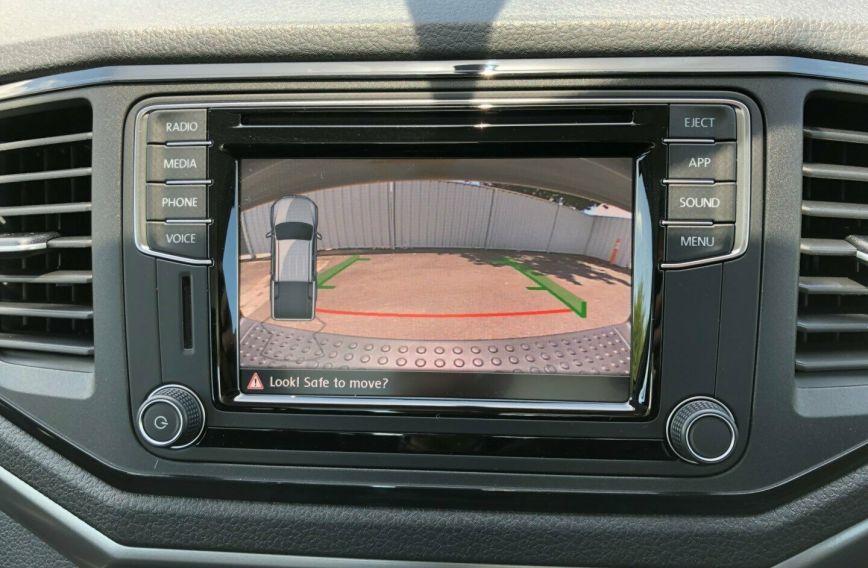 2018 VOLKSWAGEN AMAROK TDI400 Core 2H Tw.Turbo UTILITY Dual Cab
