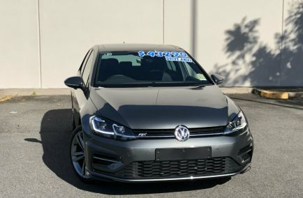 Demo 2018 VOLKSWAGEN GOLF 7.5 Hatchback 5dr 110TSI Highline DSG 7sp 1.4T