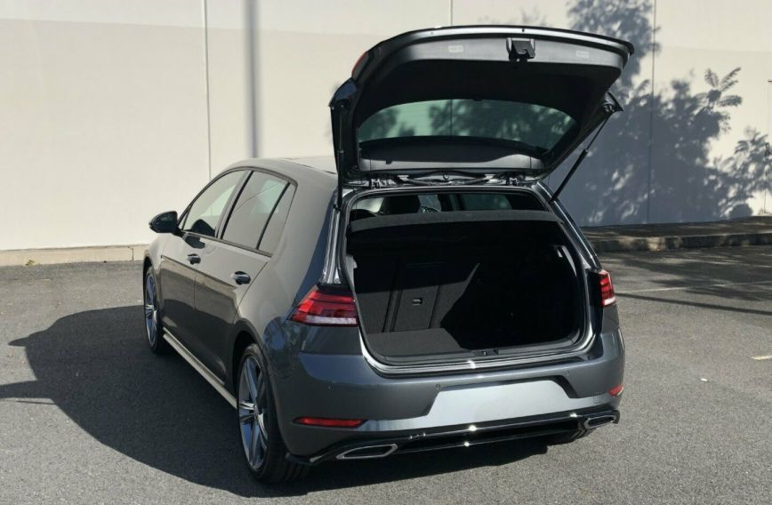 2018 VOLKSWAGEN GOLF 110TSI Highline 7.5 Turbo HATCHBACK