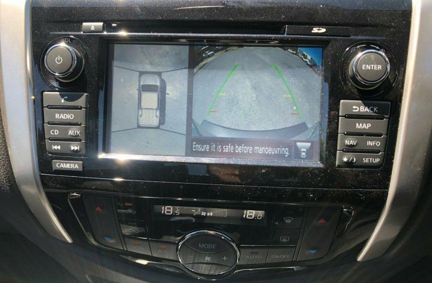 2019 NISSAN NAVARA ST-X  D23 S3 Tw.Turbo UTILITY Dual Cab