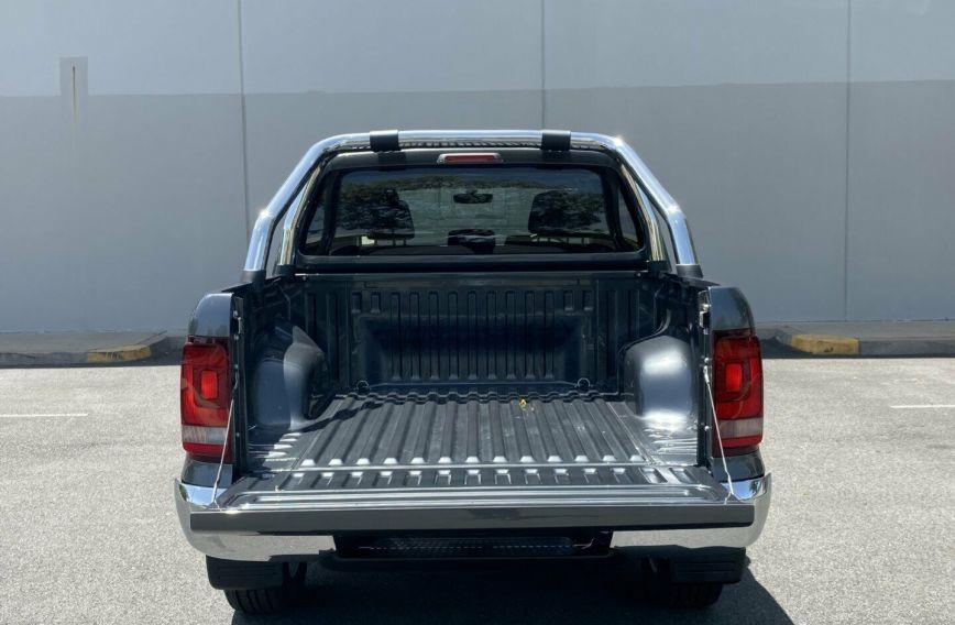 2019 VOLKSWAGEN AMAROK TDI550 Highline 2H Turbo UTILITY Dual Cab