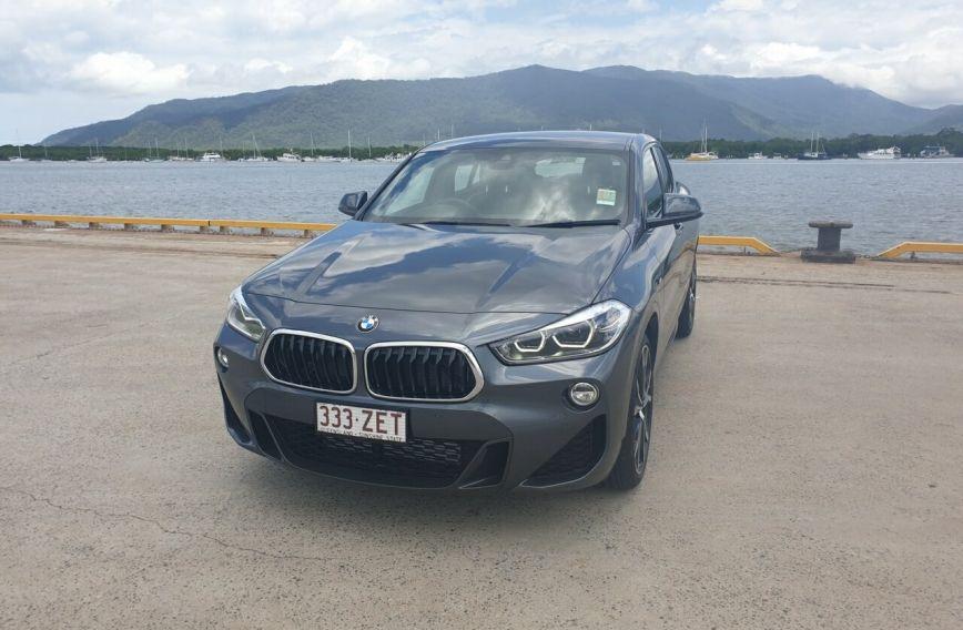 2019 BMW X2 sDrive20i M Sport F39 Turbo Wagon