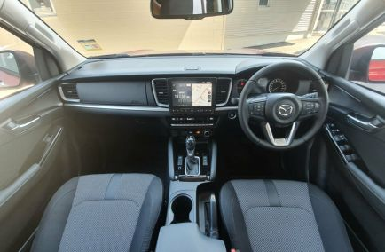 2020 MAZDA BT-50 XTR  TFS40J Turbo Dual Cab Utility