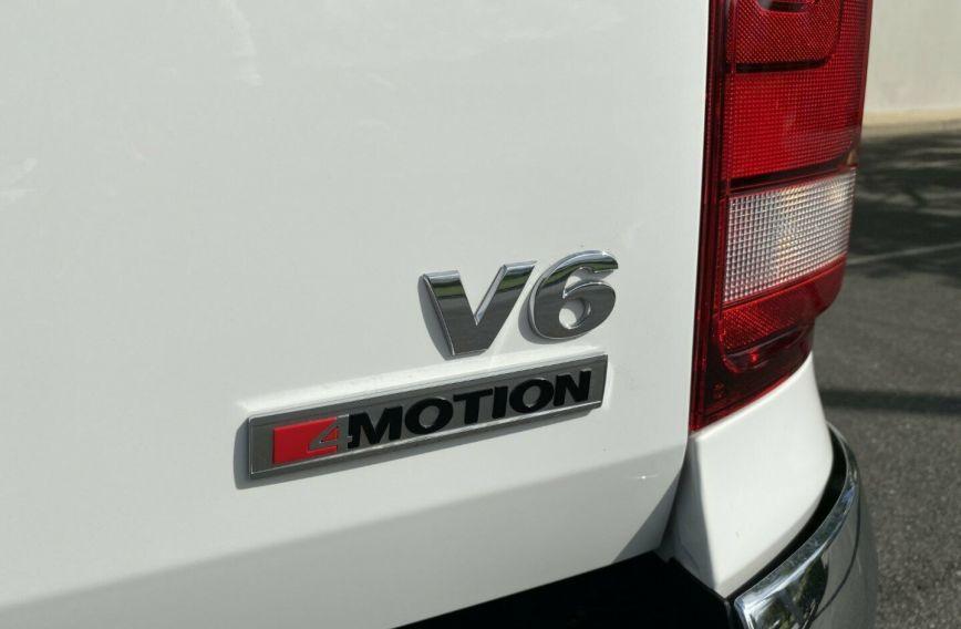 2019 VOLKSWAGEN AMAROK TDI550 Highline 2H Turbo Dual Cab Utility