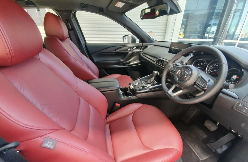 2021 MAZDA CX-9 GT SP  TC Turbo Wagon