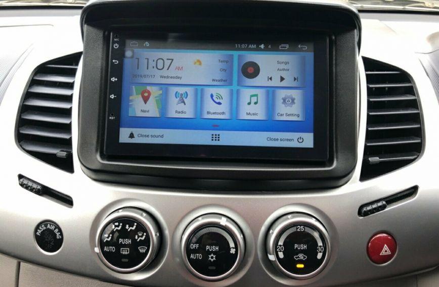 2013 MITSUBISHI TRITON GLX-R  MN Turbo UTILITY Dual Cab