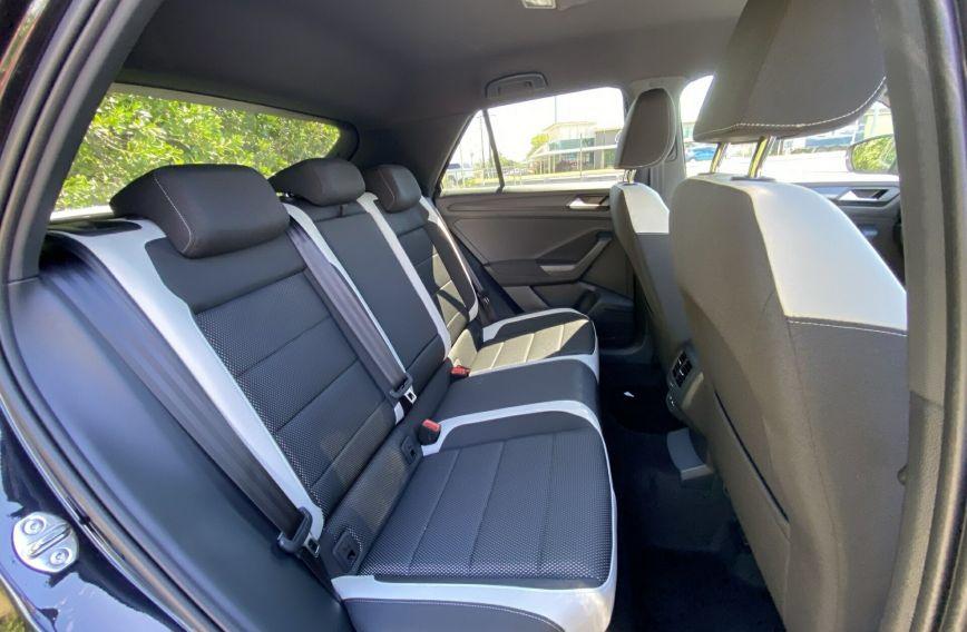 2021 VOLKSWAGEN T-ROC 140TSI Sport A1 Turbo Wagon