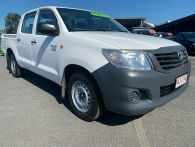 2014 TOYOTA HILUX for sale in Cairns