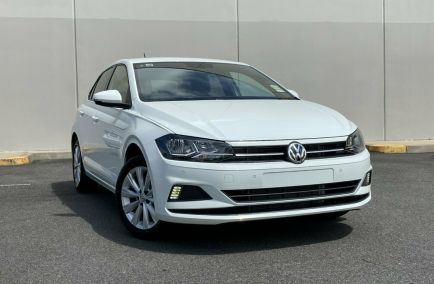 2019 VOLKSWAGEN POLO 85TSI Style AW Turbo Hatchback
