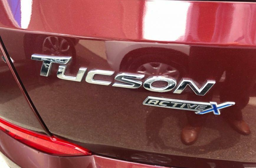 2016 HYUNDAI TUCSON Active X  TL  WAGON