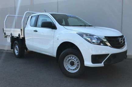 2019 MAZDA BT-50 XT  UR0YG1 Turbo Extended Cab Chassis Utility