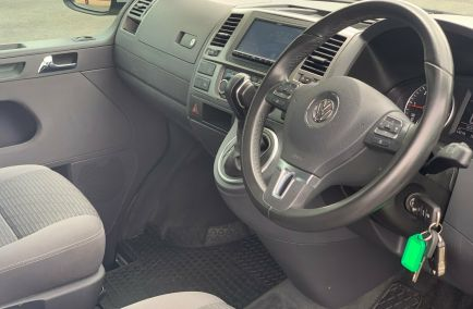 2014 VOLKSWAGEN MULTIVAN TSI350 Comfortline T5 Turbo Wagon