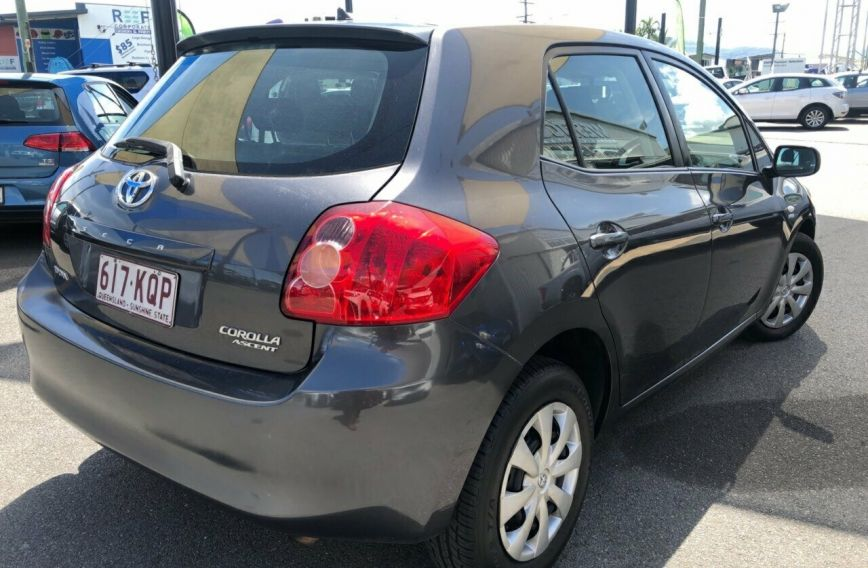 2007 TOYOTA COROLLA Ascent  ZZE122R 5Y  HATCHBACK
