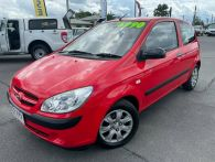 2007 HYUNDAI GETZ for sale in Cairns