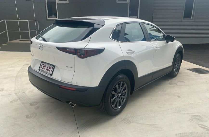 2020 MAZDA CX-30 G20 Pure DM2W7A  Wagon