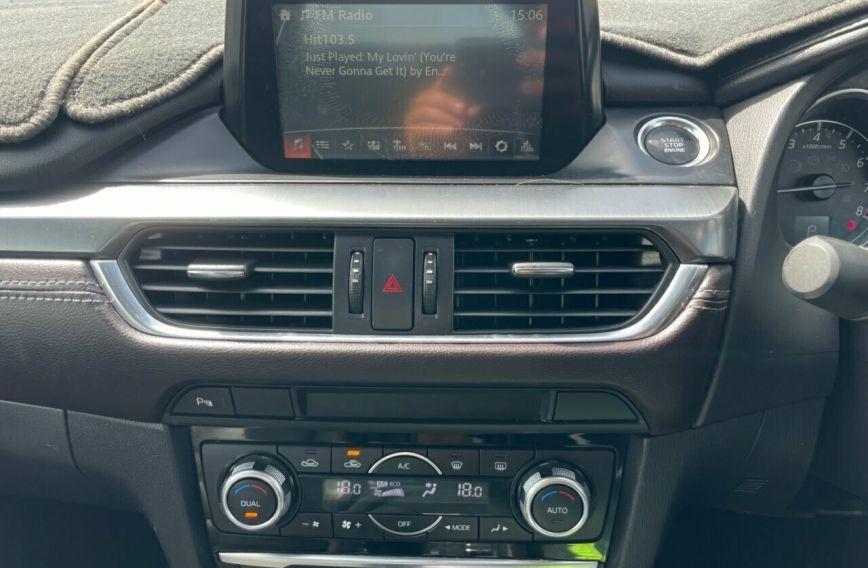 2015 MAZDA 6 Touring  GJ1032  Sedan
