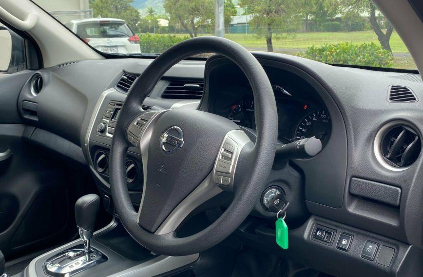 2019 NISSAN NAVARA RX  D23 S4 Turbo UTILITY Dual Cab