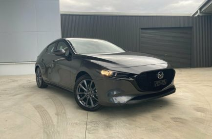 2020 MAZDA 3 G20 Touring BP2H7A  Hatchback
