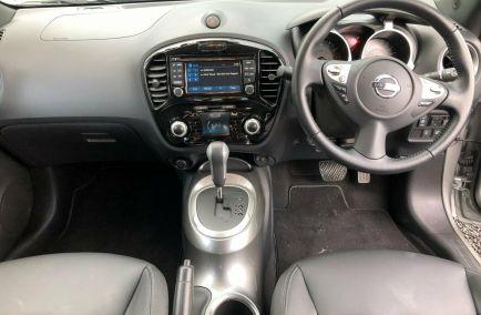 2017 NISSAN JUKE Ti-S  F15 Series 2 Turbo Hatchback